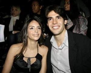 عکسهای کاکا و همسرش کارولین