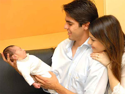 kaka and family